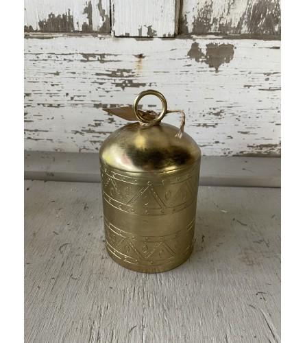 Golden Pattern Bell (Medium)
