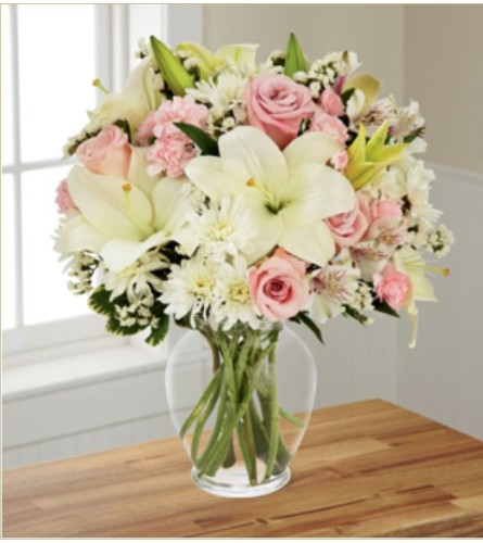 Elegant Pink by O'Flowers