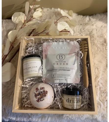 Pamper Up Gift Box