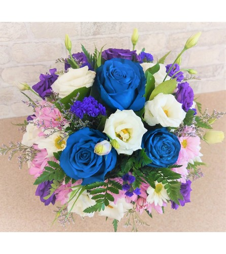 Perfect blue by O'Flowers