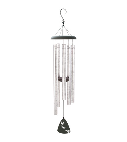 """44"""" With The Angels Windchime"""