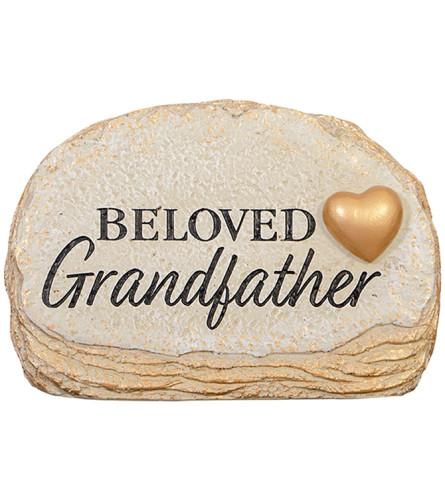Grandfather Memorial Message Bar