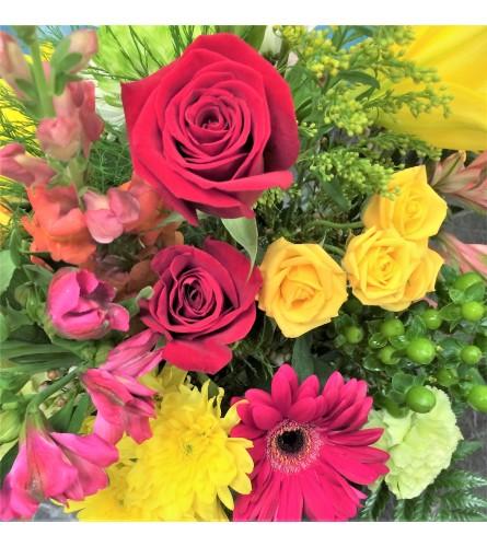 Summer Love Bouquet