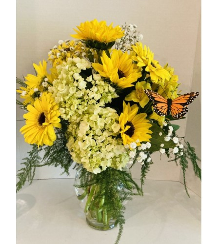 Sunny Daze Bouquet
