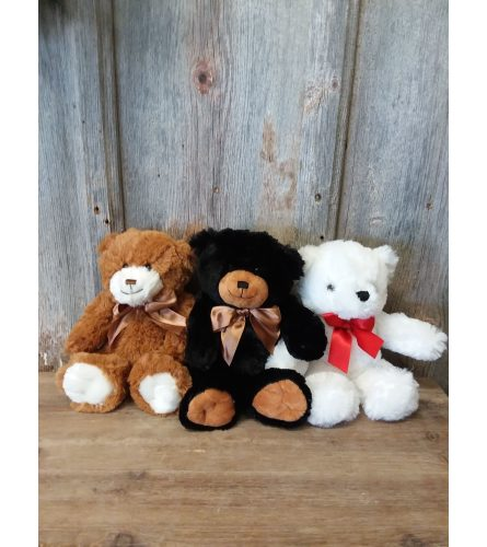 """Plush 10"""" Small Bear"""
