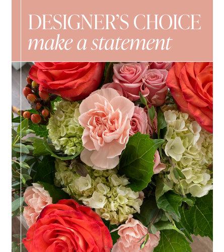 Designer's Choice - Make a Statement