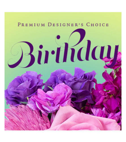 Birthday Designer's Choice