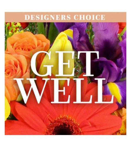 Get Well Designer's Choice