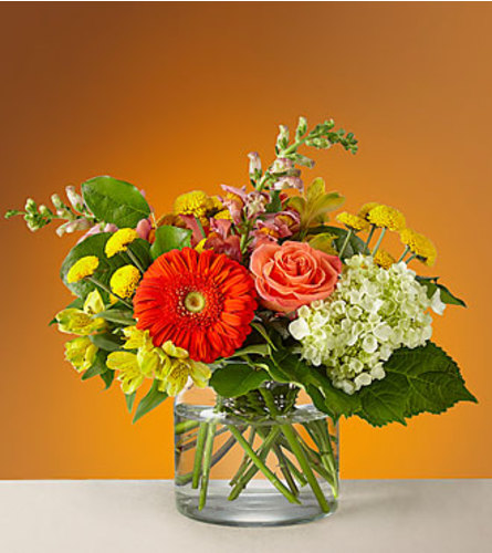 Autumn Glow Bouquet