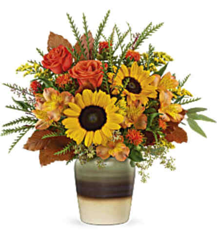 THE THANKFULLY YOURS BOUQUET