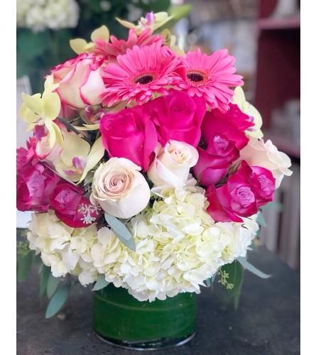 Pink Beauty Arrangement