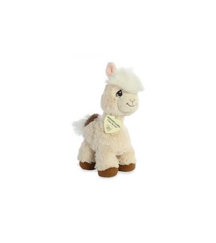 """Plush 8"""" Precious Llama"""