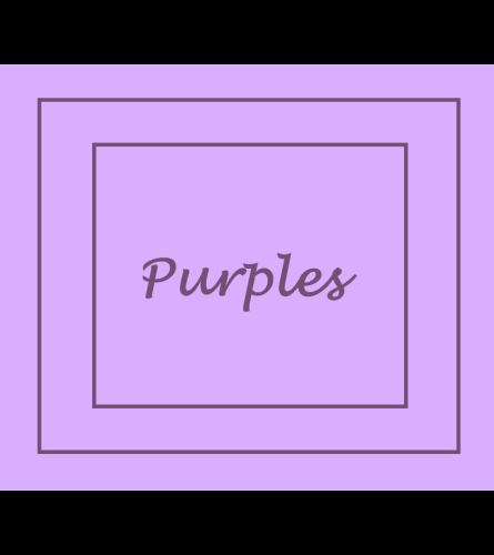Predominately Purple