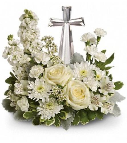 Teleflora Divine Peace Bouquet