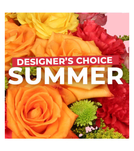 Summer Bouquet Designer's Choice
