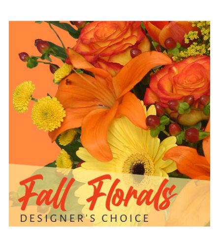 Fall Arrangement (Designer Choice)