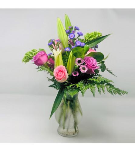 Blushing Roses 2