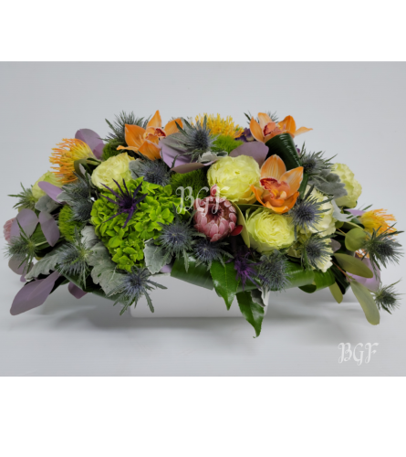 Blooming Colors Centerpiece