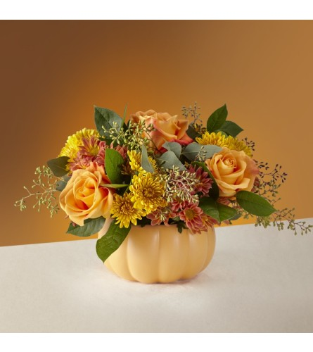 The Pumpkin Spice Forever Bouquet