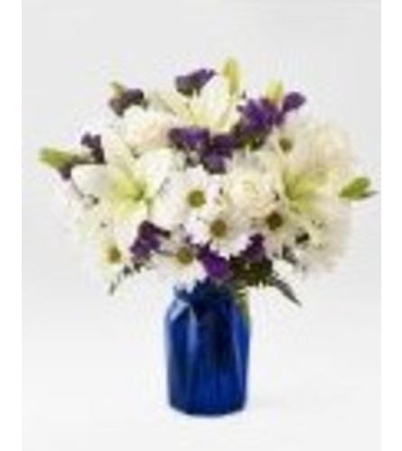 The Blue Skies Bouquet