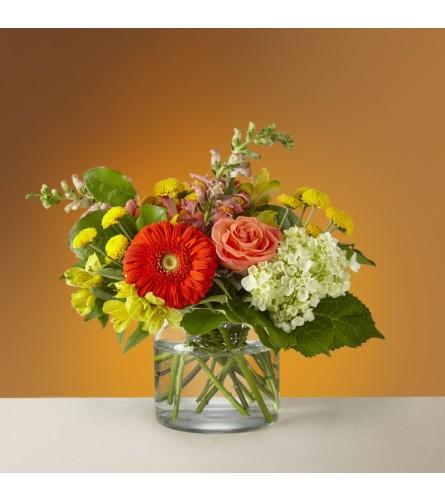 The Autumn Glow Bouquet