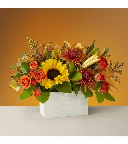The Golden Hour Bouquet