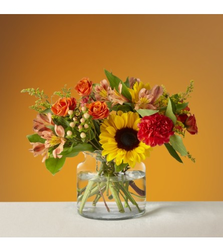 The Harvest Moon Bouquet