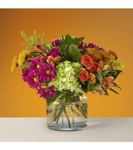 The Crisp & Bright Bouquet