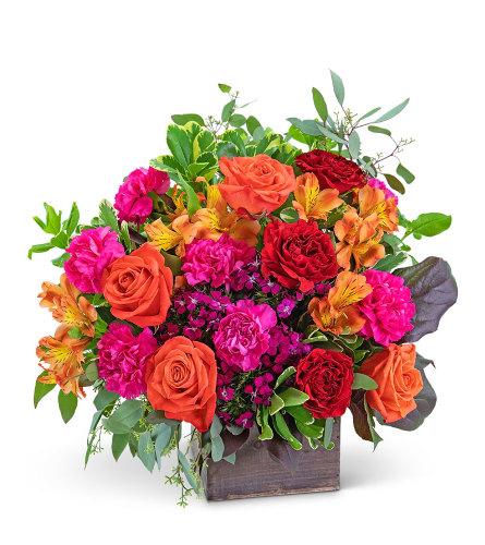 Viva Panama Flower Arrangement