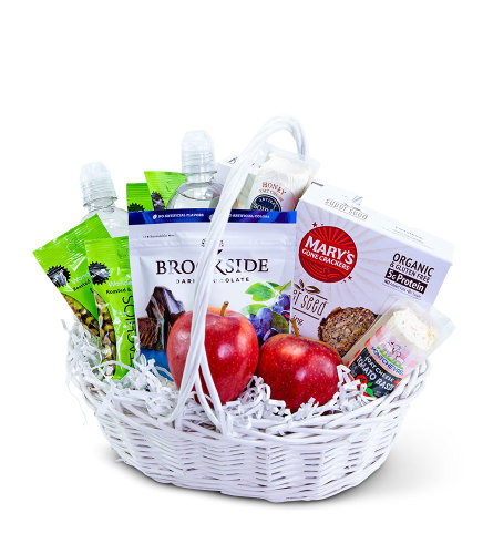 Health Nut Basket - Gift Basket