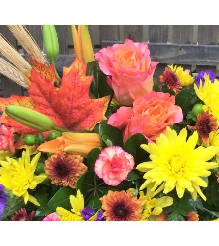 Autumn Lover's Bouquet