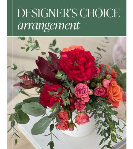 Designer's Choice Flower Arrangement