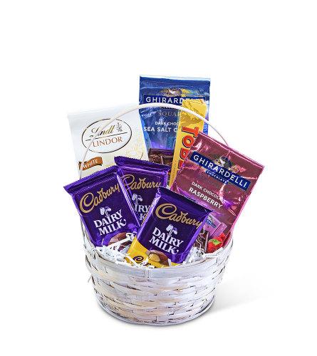 Chocolate Dreams Basket - Gift Basket