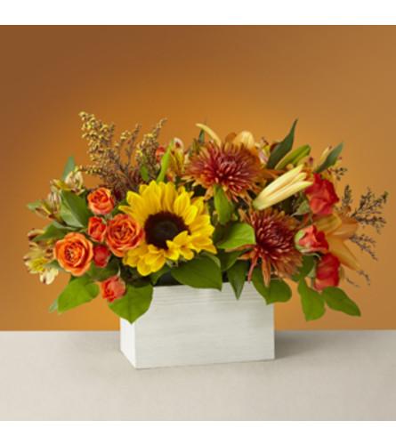 Fall Golden Hour Bouquet