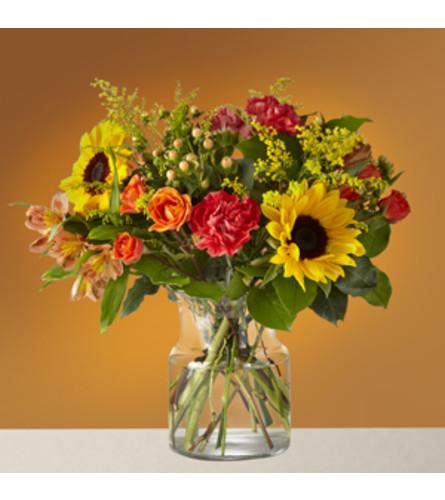 Crisp Fall Bouquet