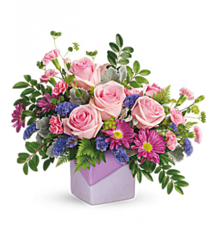 Loved Square Bouquet