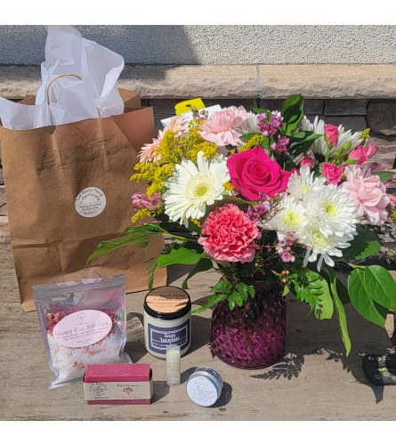 Pink Blushes & Goodies