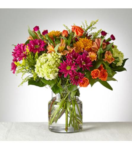 Crisp and Bright Bouquet