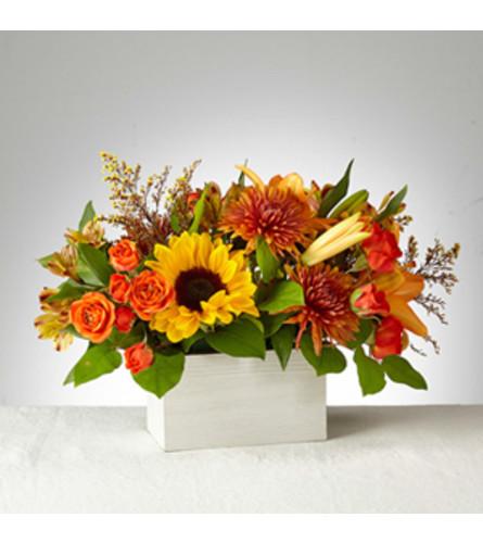 Our Golden Hour Bouquet