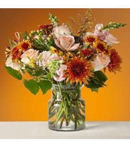 Harvest Moon Bouquet - Exquisite