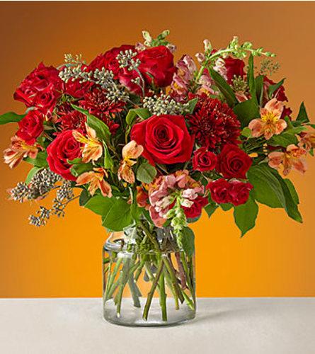 Sedona Sunset Bouquet - Exquisite