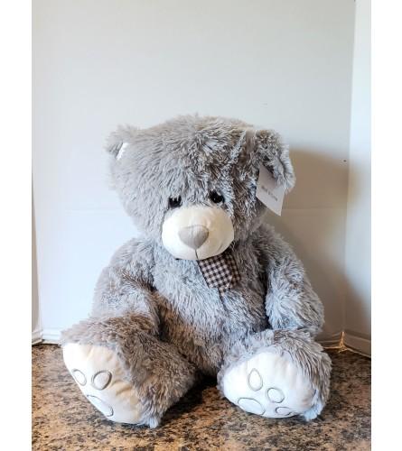 Cuddle Bear - Grey