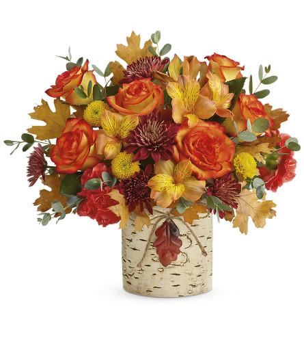 Autumn Colors Bouquet (Teleflora)