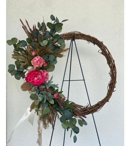 Pretty Lady Wreath