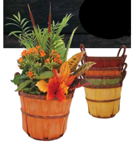 Fall Bushel Planter