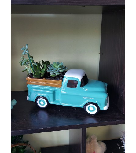 Vintage Chevy Pick Up Truck