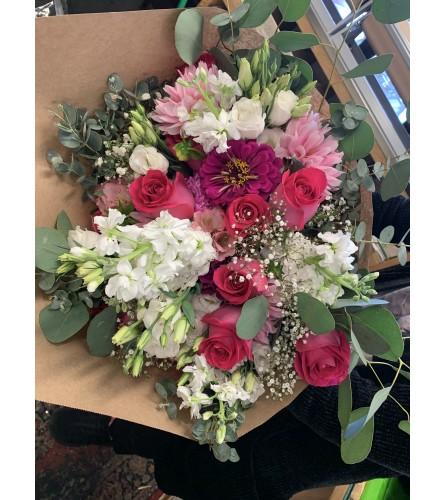 Bouquet blitz