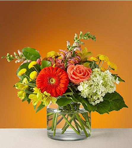 The Autumn Glow Bouquet 2021