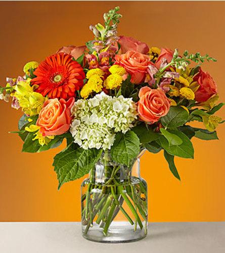 The Autumn Glow Bouquet XL