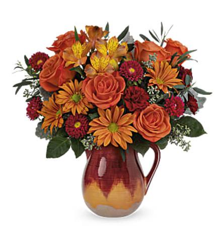 TF Autumn Glaze Bouquet